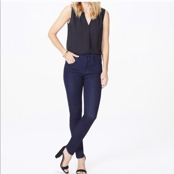 c69abae710b07 NYDJ Jeans | Ami Skinny Legging Style Dark Wash 0 | Poshmark